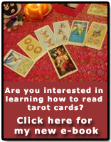 Are you interested in learning how to read tarot cards?