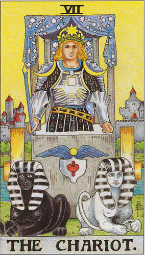 Daily Tarot: What Does 'The Chariot' Tarot Card Mean